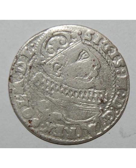 LDK. Zigmantas Vaza. Šilingas, 1623 m.