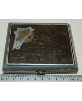 Tremtinio papirosų dėžutė...
