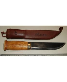 Suomiškas peilis su dėklu,...