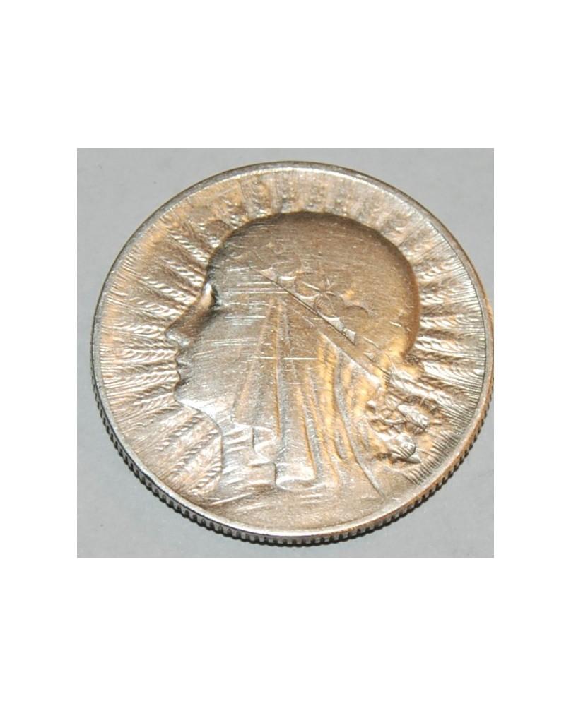 Lenkija. 5 zlotych, 1933 m. JADVYGA