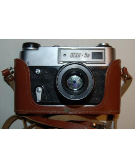 Fotoaparatas FED-5b (naujas, Ukraina)