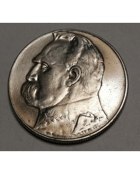 Lenkija. 10 zlotych, 1937...
