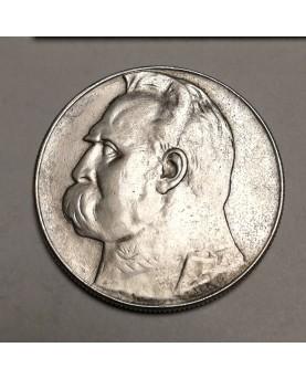 Lenkija. 10 zlotych, 1939...
