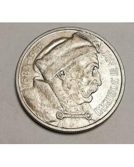 Lenkija. 10 zlotych, 1933...