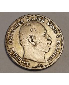 Vokietija. 2 Mark, 1876 m....