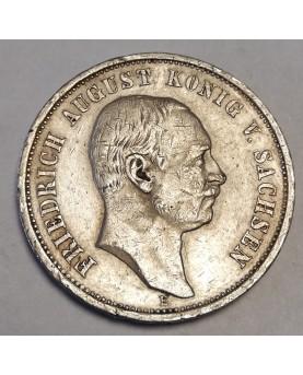 Vokietija. 3 Mark, 1911 m....