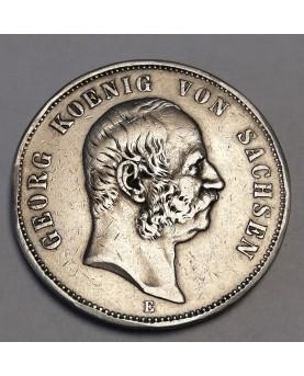 Vokietija. 5 Mark, 1904 m....