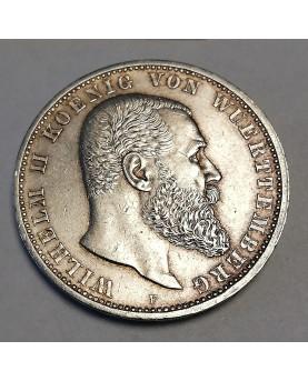 Vokietija. 5 Mark, 1907 m....