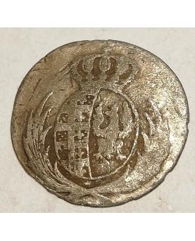 Lenkija. 5 groszy, 1811 m.
