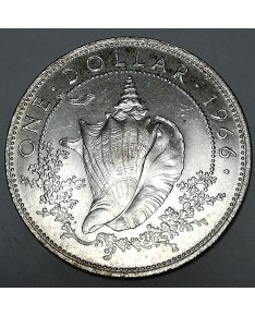 Bahamų salos/Bahama islands. 1 dollar, 1996 m.