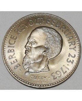 Gajana/Guyana. 1 dollar, 1970 m., FAO. UNC