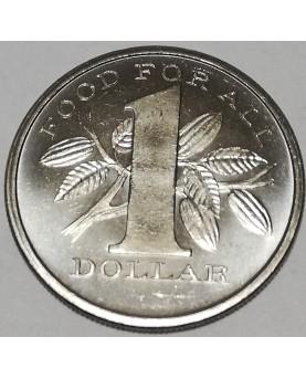 Trinidad&Tobago. 1 Dollar,...