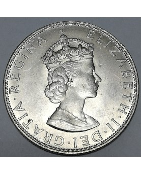 Bermuda. 1 Crown, 1964 m.