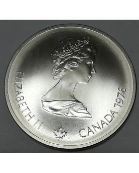Kanada/Canada. 10 dollars, 1976, UNC. MONTREAL