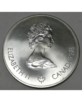 Kanada/Canada. 5 dollars, 1973, UNC. MONTREAL