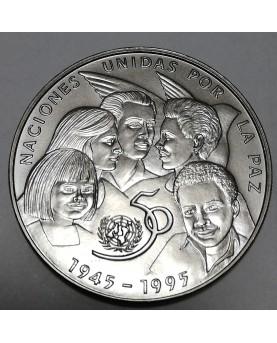 Kuba/Cuba. 1 Peso, 1995 m.,...