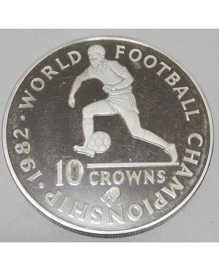 Turks&Caicos islands. 5 Crowns, 1992 m., OLYMPICS