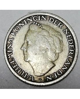 Kiurasao/Curacao. 1 cent, 1944 m.