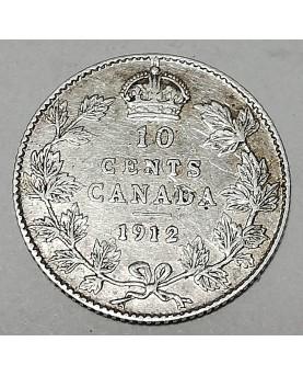 Kanada/Canada. 10 cents,...