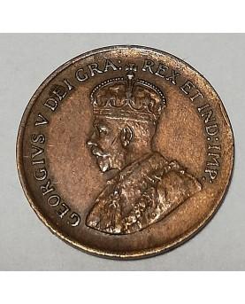 Kanada/Canada. 1 cent, 1933 m.