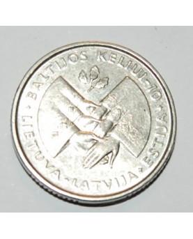 Lietuva. 1 litas, 1999 m.,...