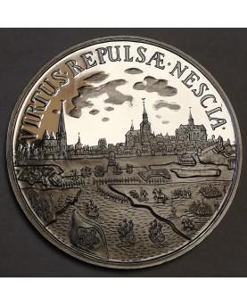 """Medalis """"Pulchrum Ulciscier..."""