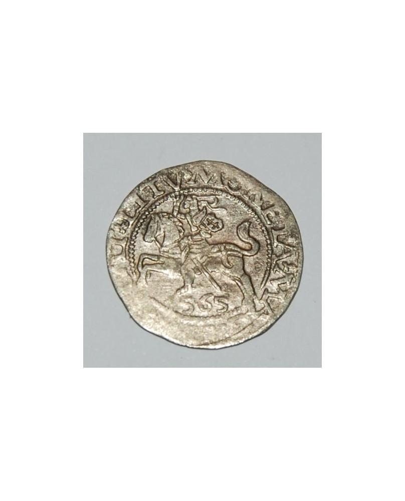 LDK. Žygimantas Augustas. Pusgrašis, 1565 m.