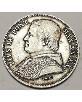 Vatikanas/Vatican. Pius IX....