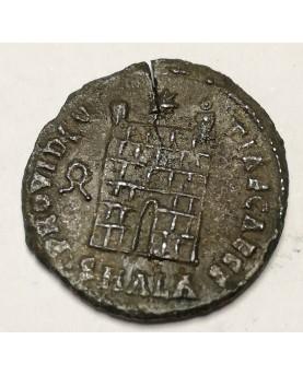 Konstancijus III, Asas