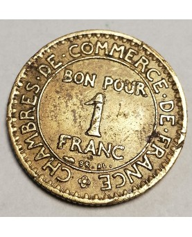 Prancūzija/France. 1 Franc,...