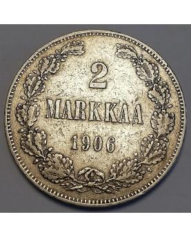 Suomija/Finland. 2 Markkaa,...