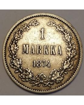 Suomija/Finland. 1 Markka,...