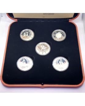 Medalių kolekcija...