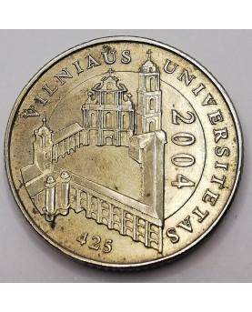 Lietuva. 1 litas, 2004 m.,...