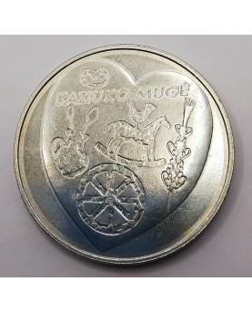 Lietuva. 1½ Euro, 2017 m.,...