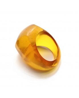 Gintarinis žiedas iš...