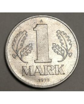 Vokietijos DR/DDR. 1 Mark,...