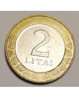 Lietuva. 2 Litai, 2008 m.