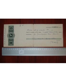 Vekselis 100 litų, 1939 m....