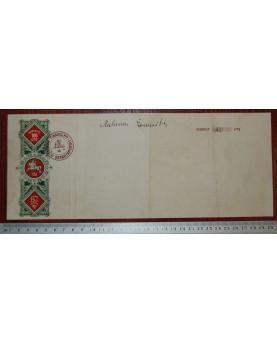 Vekselis 100 litų, 1931 m....