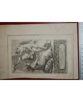 XVIII a. graviūra, 1765 m....