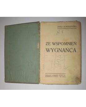 "Zofja Kowalewska, ""Ze..."