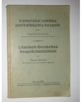 """E. Hermannas, """"Lietuviškai..."""