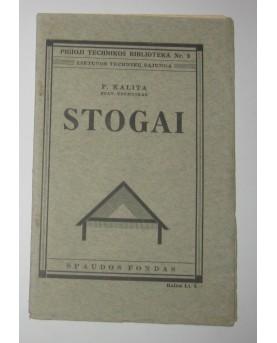 """P. Kalita, """"Stogai"""""""