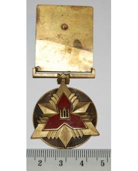 """Lietuva. Medalis """"Už gerą penkių metų tarnybą SKAT"""". Nr. 060"""