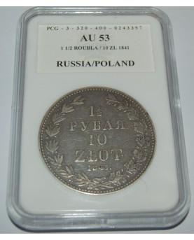 Lenkija. 10 zlotych (1,5...
