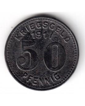 Vokietija/Prūsija. 2 markės, 1906 A