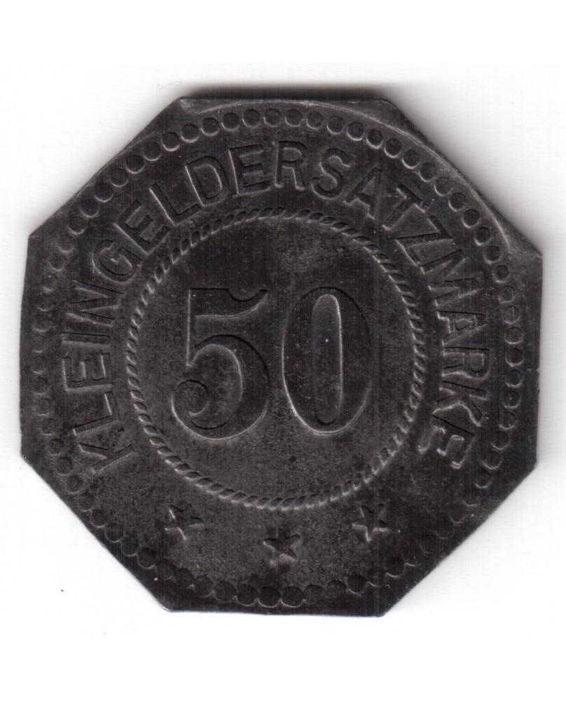 Vokietija. Notgeld 50 Pfennig 1917. Fulda, (N146.2)