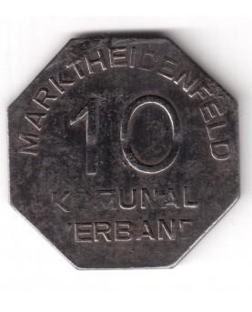 Vokietija. Notgeld 10...